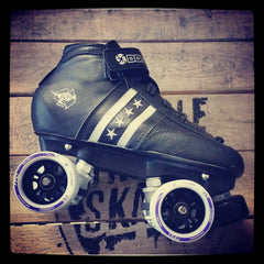 Bont Quadstar Skate Package