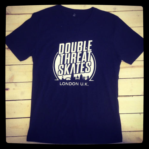 Double Threat Skates Men's T-Shirts