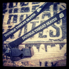DTS lanyard and whistle