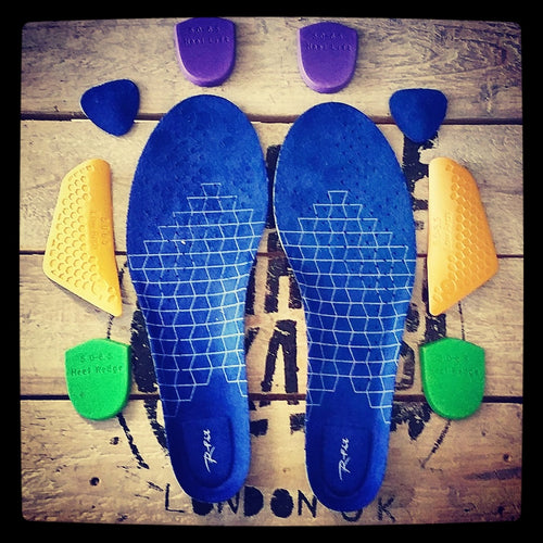 Riedell R-Fit Kit (Insoles and Footbed Supports)