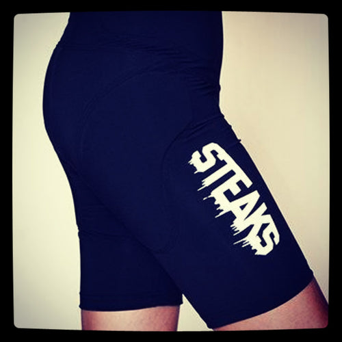 Steaks Basic Crash Shorts with Thigh protection