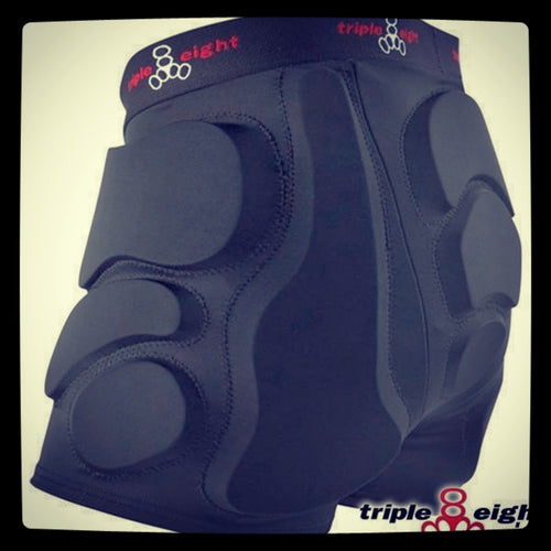 Triple Eight Roller Derby Bumsavers Padded Shorts