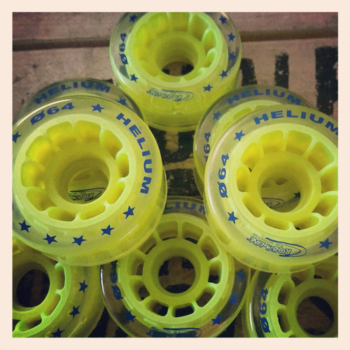 Roll-Line Outdoor Helium Wheels