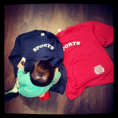 SPORTS Sweatshirt **PRE-ORDER FOR WFTDA CHAMPS!**