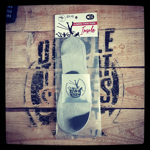 CIB Aluminum strengthening insoles