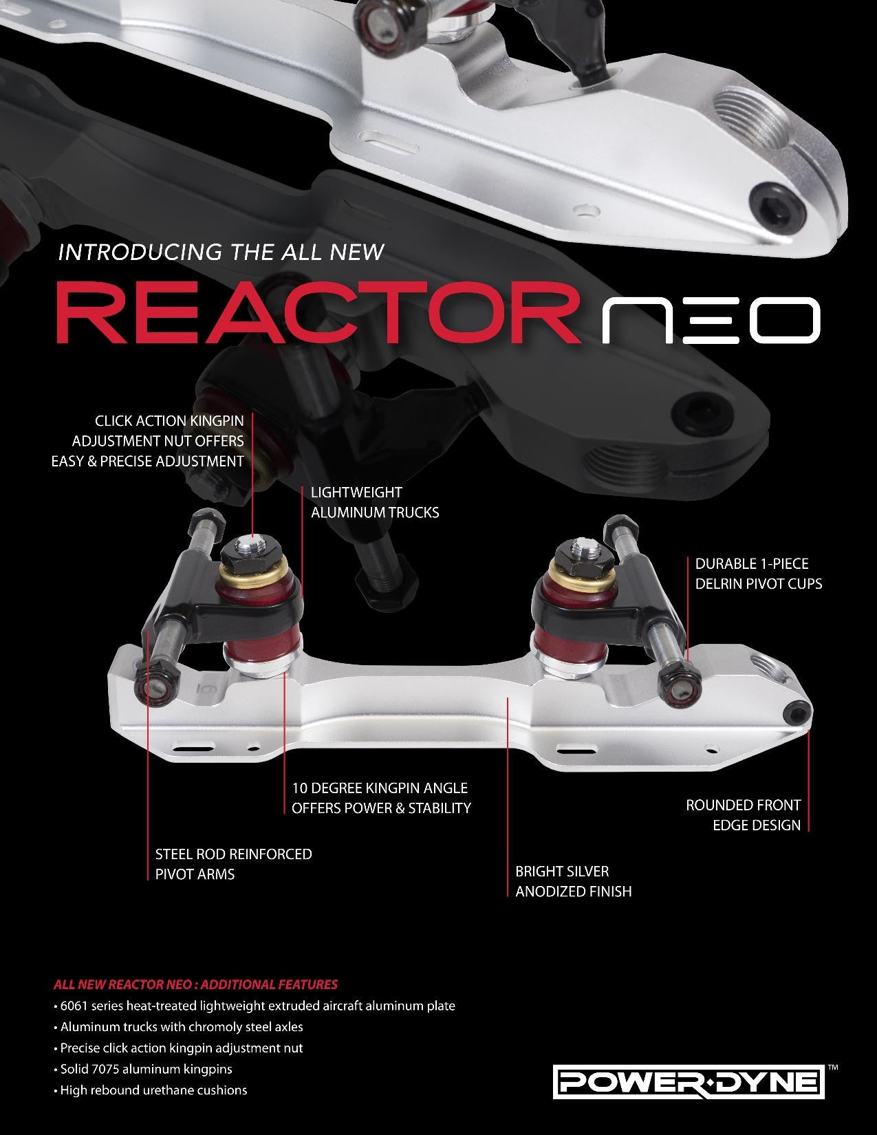 PowerDyne Reactor Neo