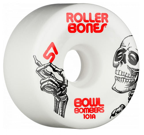 Rollerbones Bowl Bombers 101A (Set of 8) - COLOUR OPTIONS AVAILABLE
