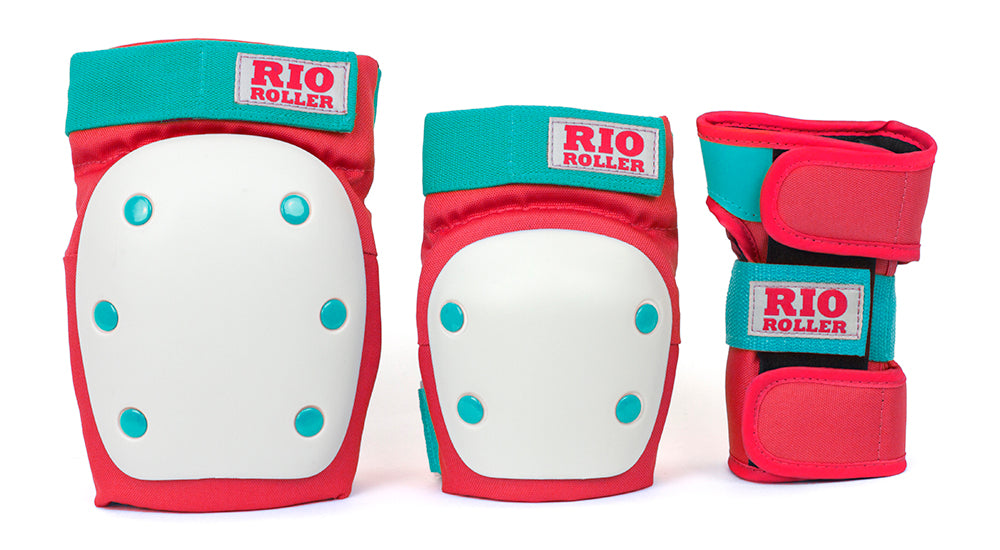 Rio Roller Triple Padset