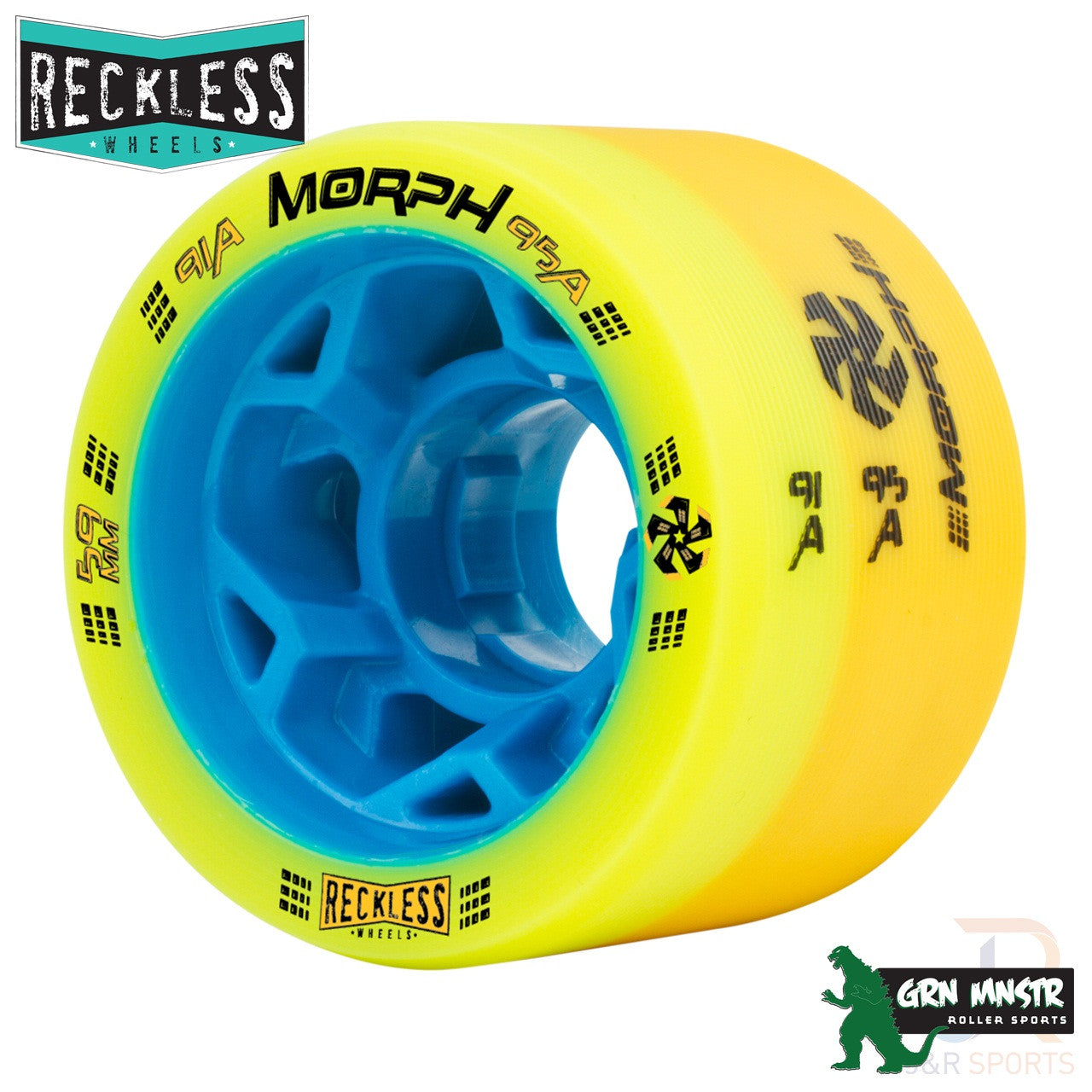 Reckless Morph Wheels