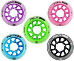 Poison Savant Hybrid Wheels