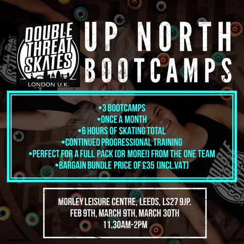 DTS Leeds Bootcamp Tickets (Feb 9th, March 9th, March 30th)