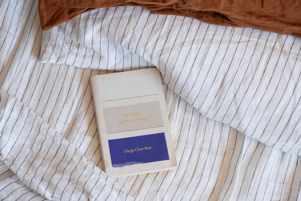 Read IN BED: Too Much and Not the Mood