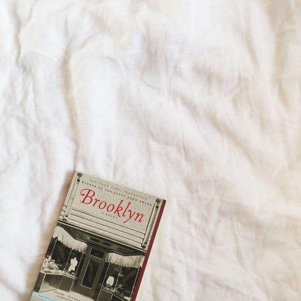 Read IN BED: Brooklyn