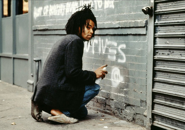Watch IN BED: Basquiat