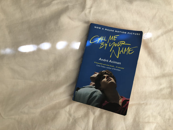Read IN BED: Call Me By Your Name