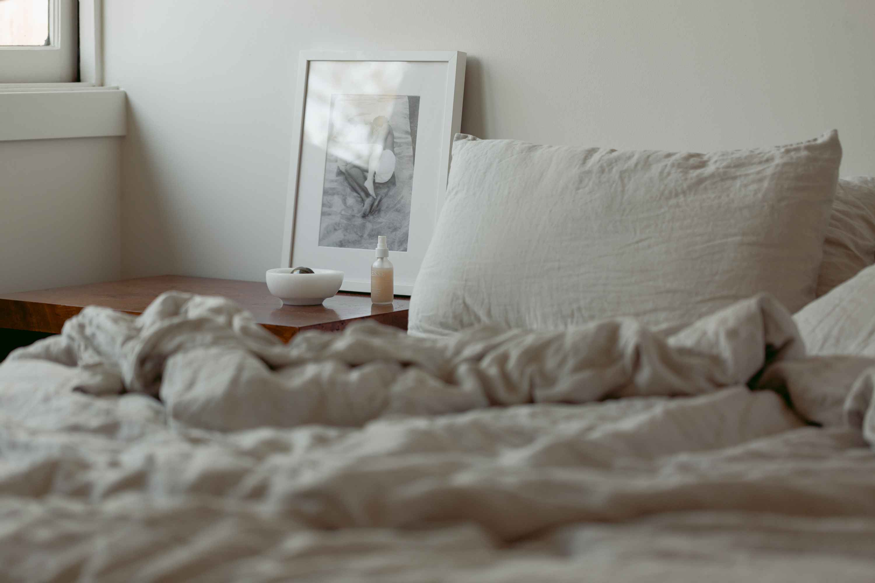 Linen bedding by IN BED