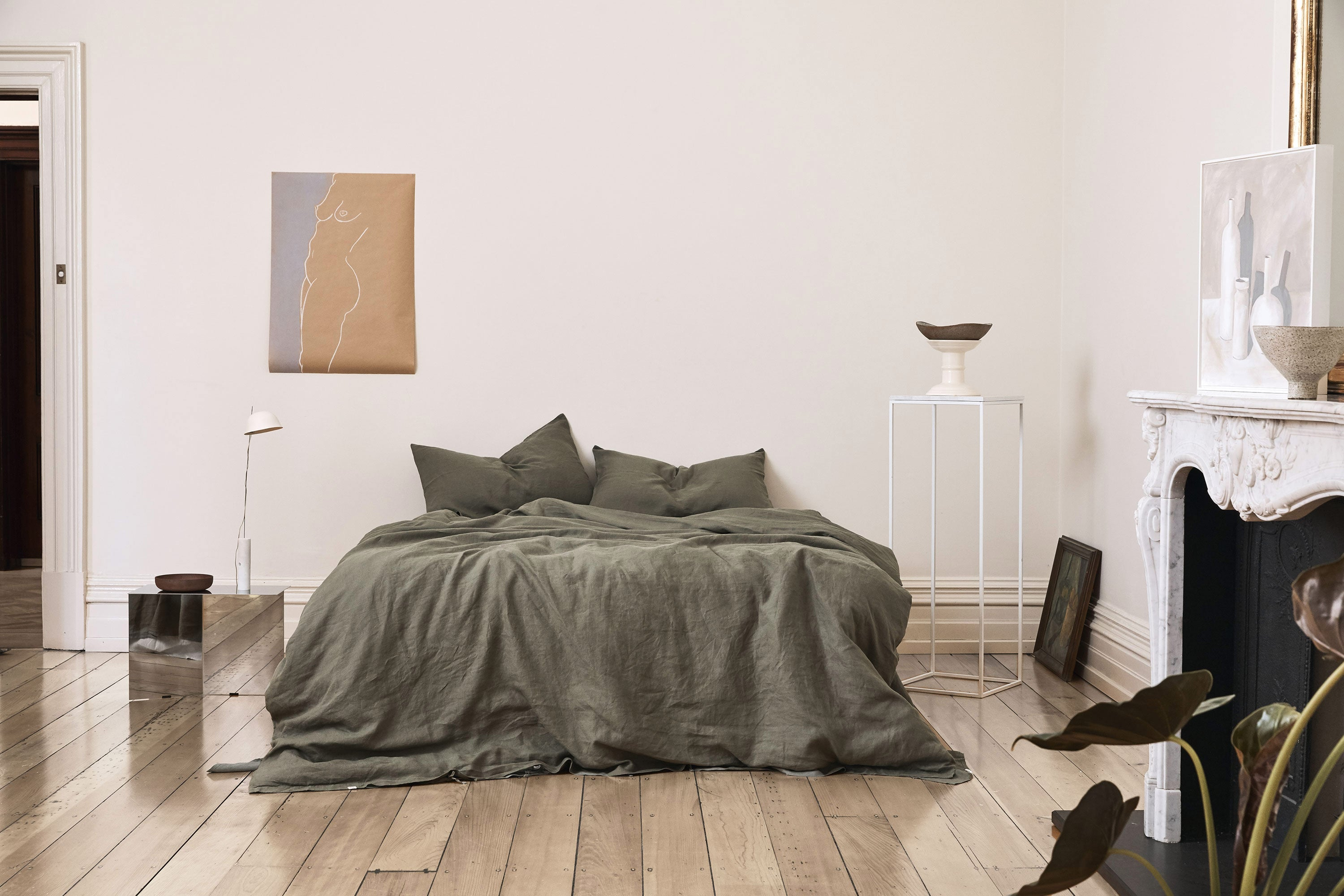 Where And How Are In Bed Products Made In Bed Store