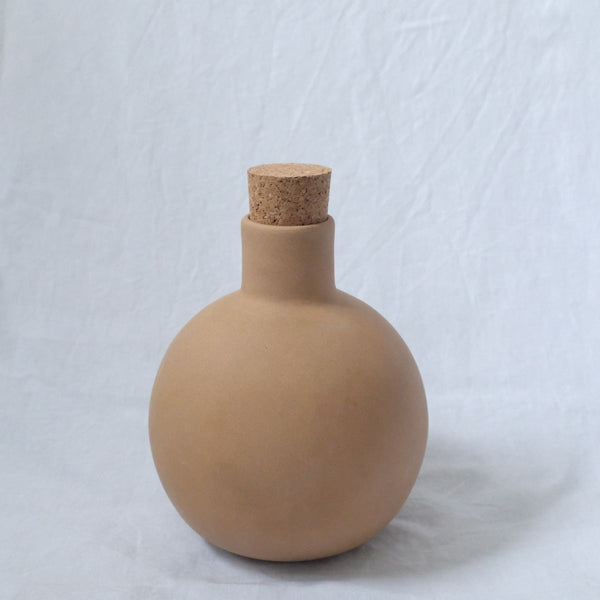 Lagos Del Mundo Mezcal Decanter with Cork