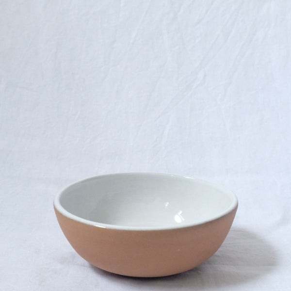 Lagos Del Mundo White Glazed Bowls (set of 4)