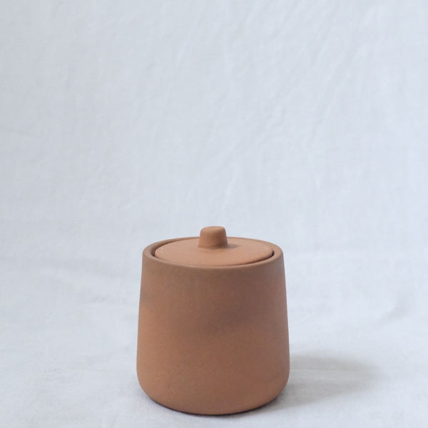 Lagos Del Mundo Clay Sugar Pot