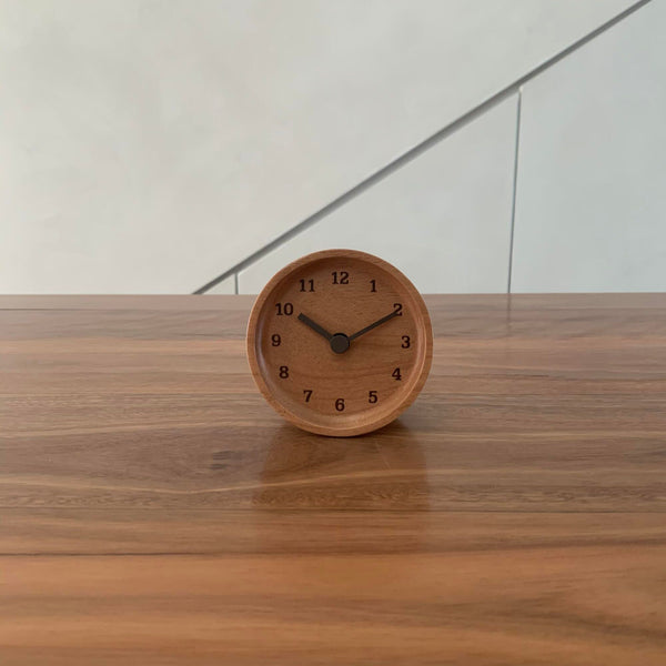 Lemnos Muku Desk Clock