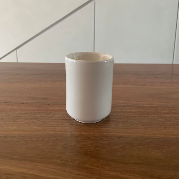 Gidon Bing Gidon Bing twin wall cup in white