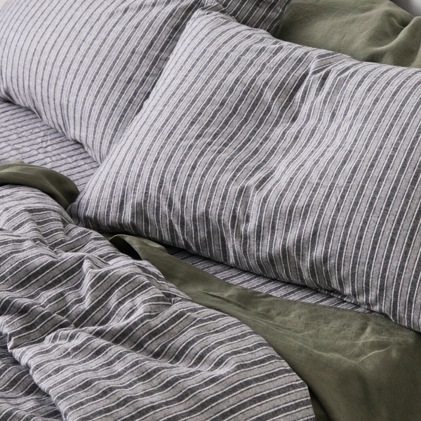 100% Cotton Flannel Duvet Set (with pillowslips)