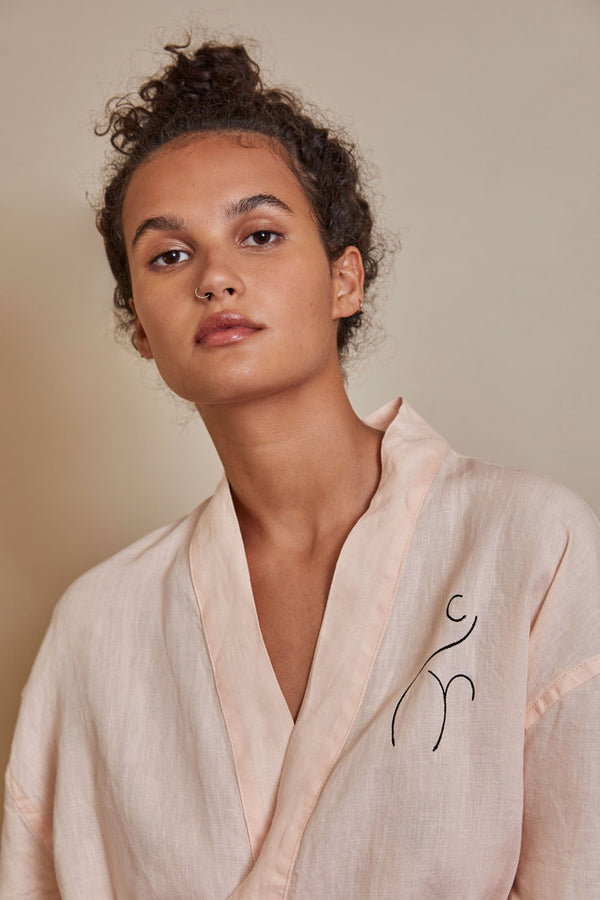 Limited Edition Robe with Caroline Walls for Women's Community Shelters
