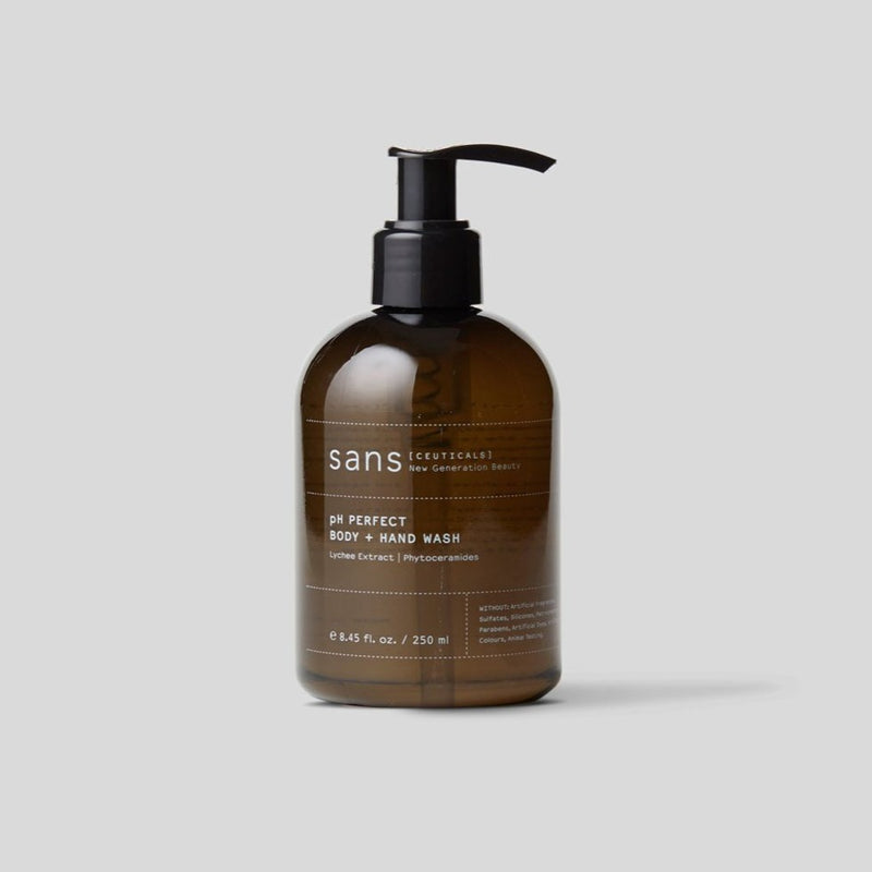 Sans Ceuticals pH Perfect Body + Hand Wash (500ml)