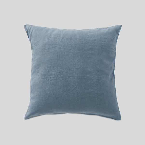 100% Linen Pillowslip Set (of two) in Lake
