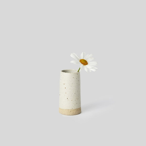 Wingnut & Co Cylinder Vase Shiro