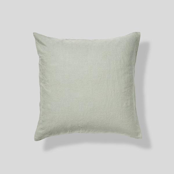 100% Linen Pillowslip Set (of two) in Stone