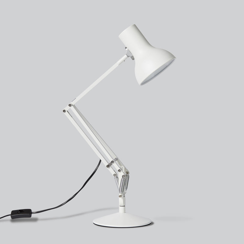 Anglepoise Lamp in White