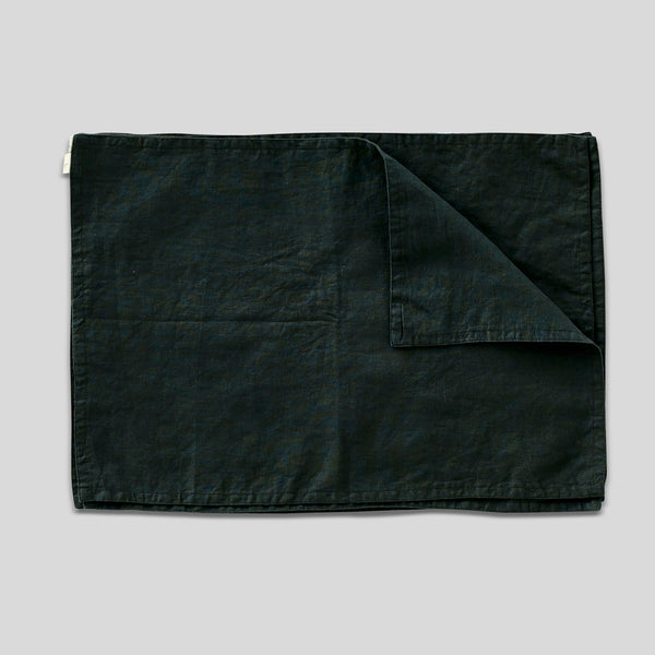 100% Linen Placemat Set in Pine