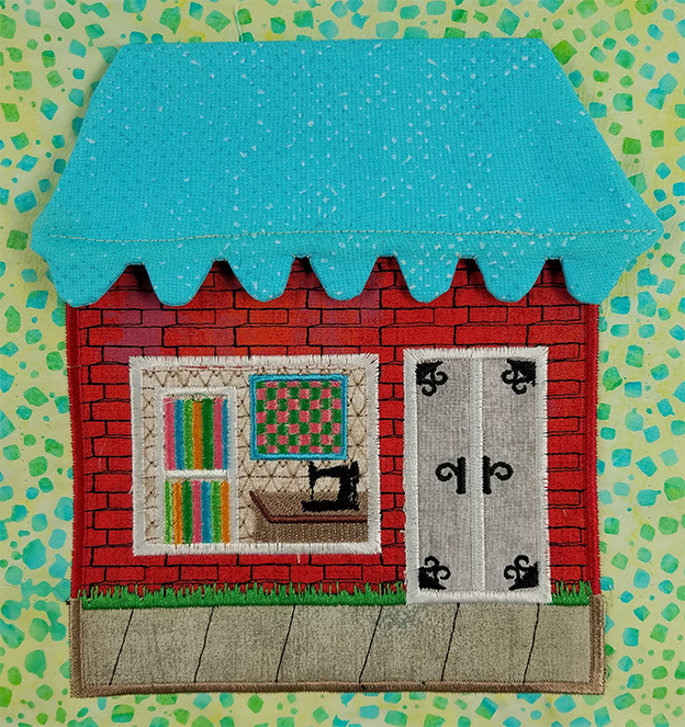 January Small Town Charm Project