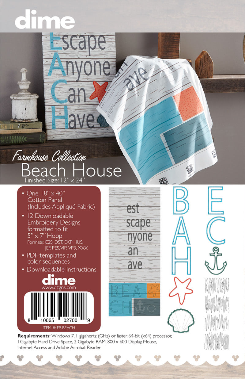 Farmhouse Collection - Beach