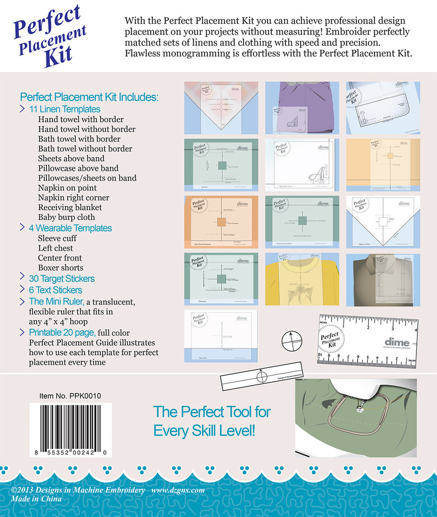 It's just a picture of Trust Printable Embroidery Placement Guide