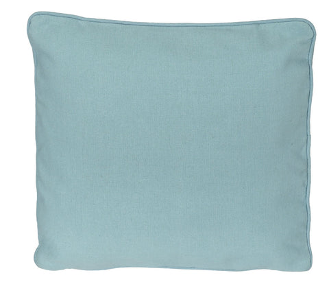 Embroider Buddy Pillow - Blue Topaz