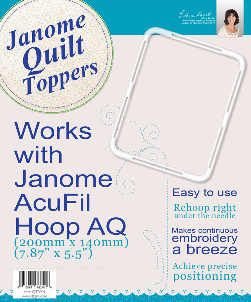 Janome Quilt Topper