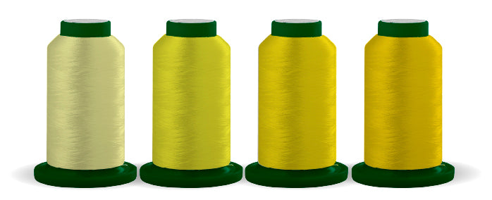 Thread Quartets - Multiple Color Options Available
