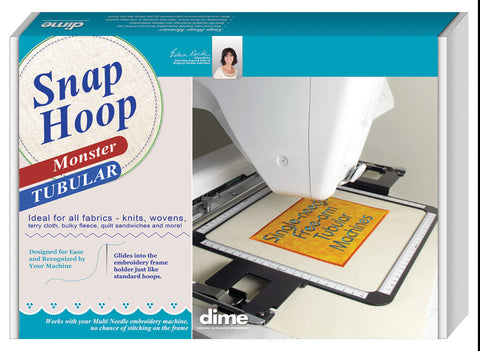 Snap Hoop Monster - Single Needle Tubular Machines