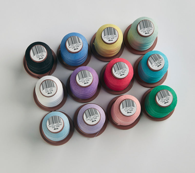 Vintage Embroidery Thread