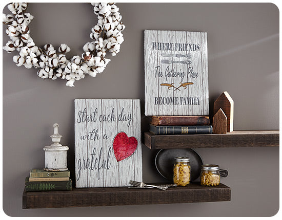 Farmhouse Collection - Sentiments