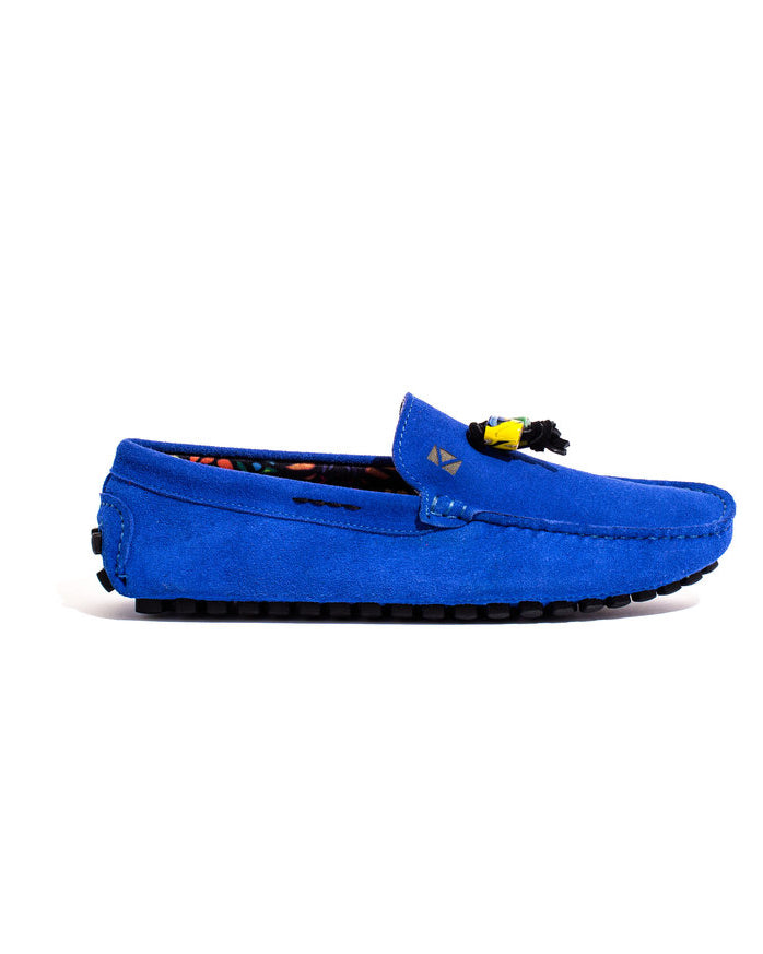 Premier Loafer- Royal Blue