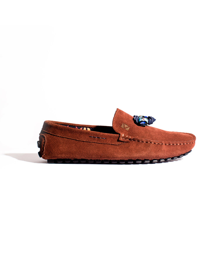 Premier Loafers- Brown