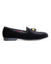 Ahenfie Slippers- Black