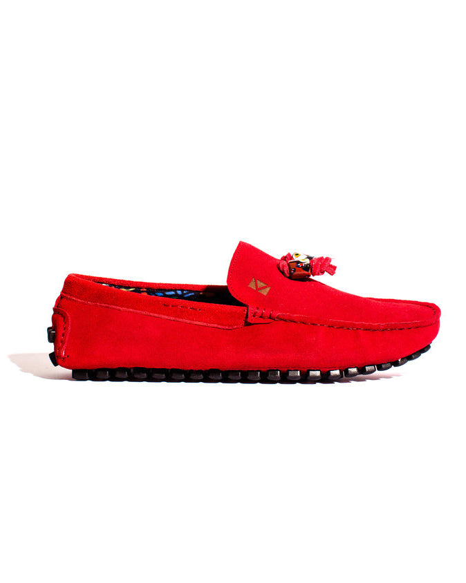 Premier Loafer- Red