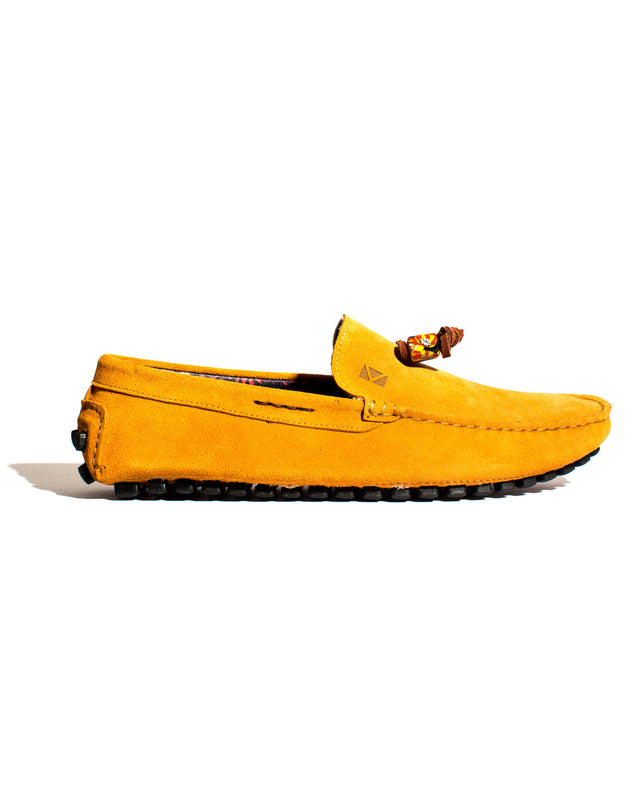 Premier Loafer- Yellow