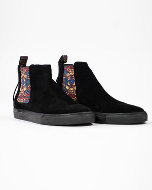 Hilaire Chelsea Sneakers- Black
