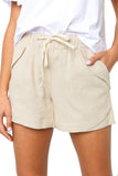 Beige Molly Shorts